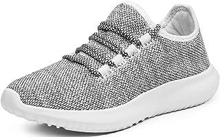 eslla Women`s Fashion Sneakers Casual Fitness Walking Shoes