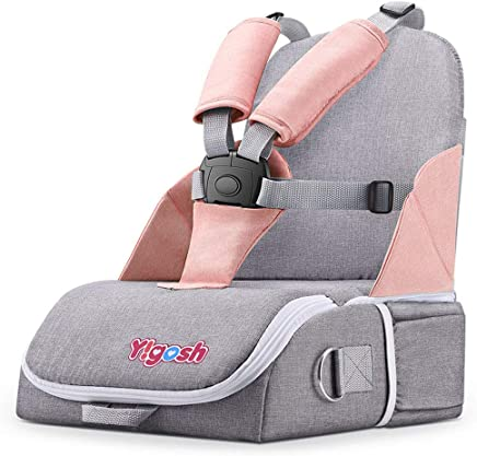 Travel Bag with Backpack Shoulder Straps for Strollers, Car Seats, Pushchairs, Boosters,