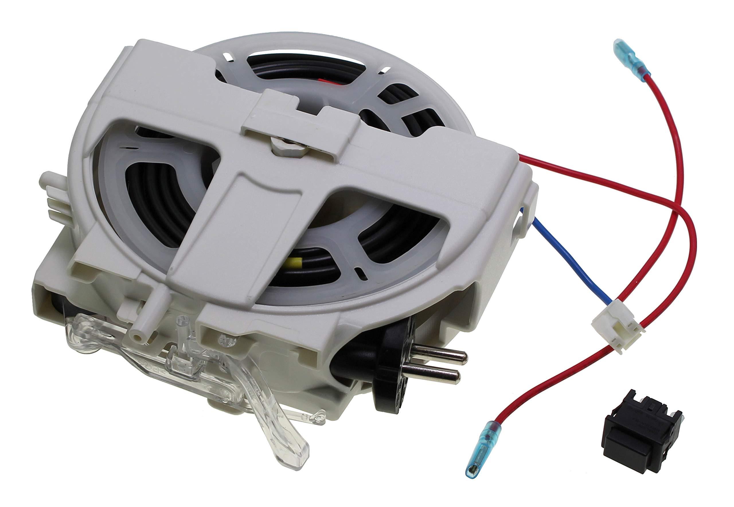 Rowenta enrollacables Interruptor Aspiradora Compact Power ro3731 ...