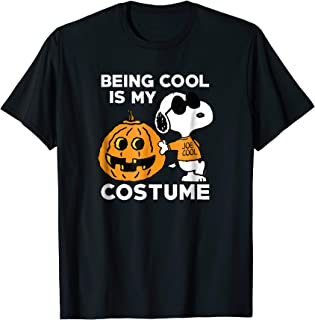 Snoopy Cool Halloween Costume T-Shirt
