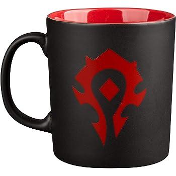 JINX World of Warcraft Horde Ceramic Coffee Mug, 11 ounces