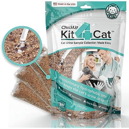 Kit4Cat Hydrophobic Sand 2 lb bag by Kit4Cat