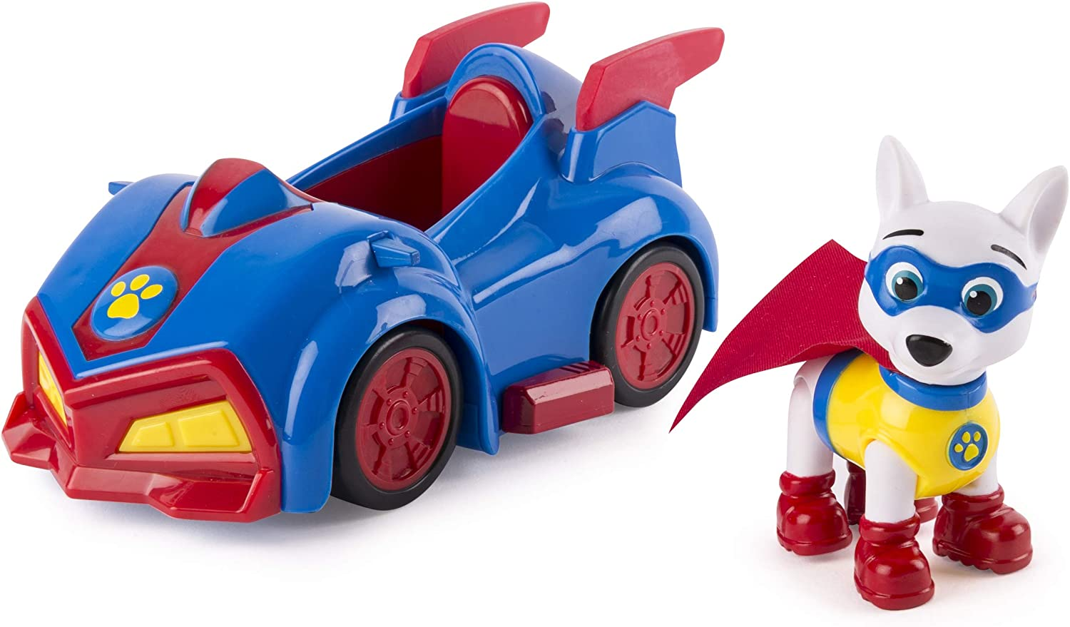 Paw Patrol - Apollo's Pup Mobile - Vehicle and Figure