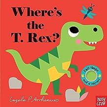 Where's the T. Rex?