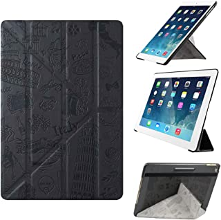 OZAKI O!coat Travel Versatile New Generatio 360¢X Multi Angle Smart Case For Apple iPad Air 2 - Rome