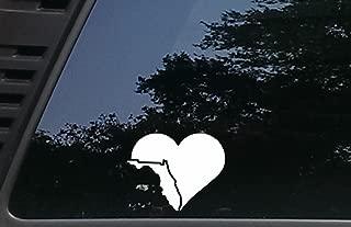 High Viz Inc Florida is in My Heart - 4 1/2