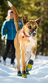 RUFFWEAR Polar TREX Dog Boots Set of 4 ? Winter Traction and Insulation