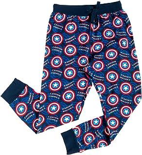 Captain America Cuffed Loungepants