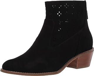 Cole Haan Women's Jayne Bootie Shoe Fashion Boot, Black Suede, 8.5 B US