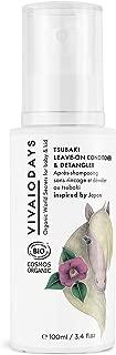 VIVAIODAYS - Natural Tsubaki Leave-On Conditioner & Detangler (3.4 oz | 100 ml)