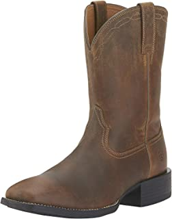 Ariat Men's Heritage Roper Western Cowboy Boot
