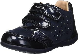 Geox Unisex-Child Kaytan Girl 45 Sparkle Bootie Sneaker