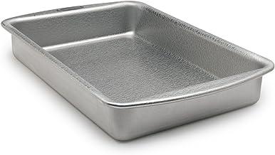 """Doughmakers 10261 9"""" x 13"""" Cake Commercial Grade Aluminum Bake Pan"""
