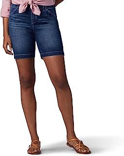 Lee Uniforms Women's Regular Fit Chino Walkshort