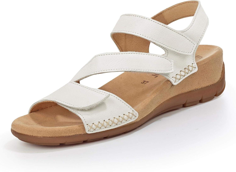 23.734-21 Damen Elegante Sandale aus Glattleder mit Best-Fitting-System  | Großer Räumungsverkauf