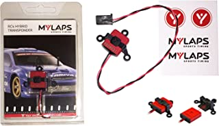 MyLaps RC4 Hybrid (2-wire) Transponder for R/C Cars (AMBrc, AMB rc)