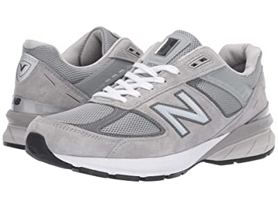 New Balance 990v5 (Grey/Castlerock) Men