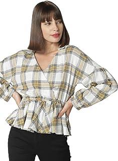 VERO MODA Women's Regular Fit Top
