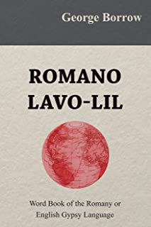 Romano Lavo-Lil  - Word Book of the Romany or English Gypsy Language (English Edition)