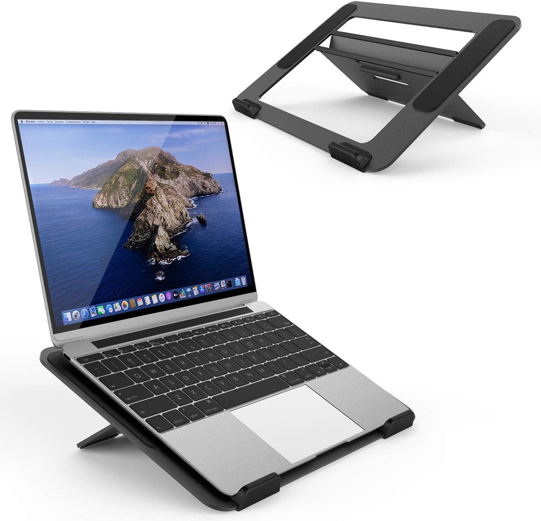 Avankin YS104 Adjustable Aluminum Laptop Desk Cooling for Under blast sales Stand Omaha Mall
