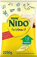 كيس مسحوق حليب كامل الدسم من نيدو، 2250 غرام