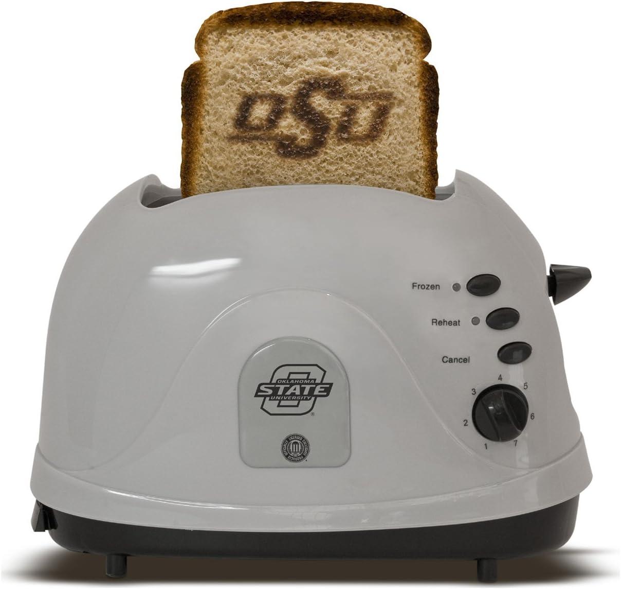 Tulsa Mall NCAA Oklahoma State New products world's highest quality popular Cowboys Logo Toaster Team U