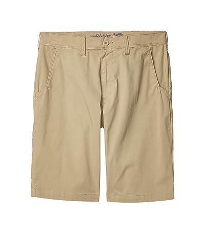 Dickies 11 Performance Temp-IQ Hybrid Utility Shorts (Desert Sand) Men