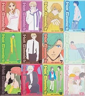 Hot Gimmick Complete Manga Collection Set (English Edition, Volumes 1-12)