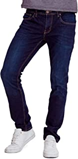 Sponsored Ad - AMERICANINO Men's Skinny Slim Fit Jean