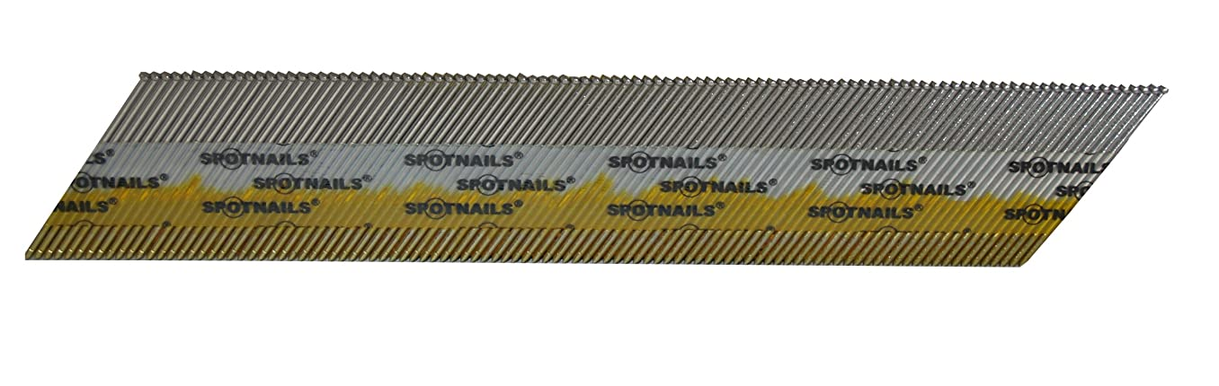 Spot Nails 15112APS 1-1/2-Inch 15-Gauge Angle Stainless Steel Finish Nails
