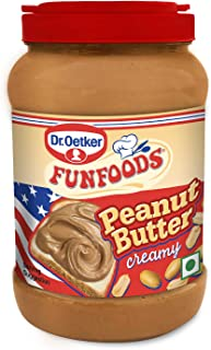 Dr. OETKER FUN FOODS Peanut Butter Creamy, 2.5 kg