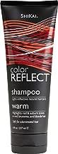 Shikai Color Reflect Warm Shampoo, 8-Ounce Tubes (Pack of 3)