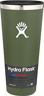 Hydro Flask,  Bottle Tumbler Olive 32 Ounce
