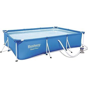 Bestway 56411 - Piscina Desmontable Tubular Infantil Deluxe Splash ...
