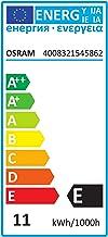 Osram speciale gloeilamp, blauw, E27-fitting, 11 Watt