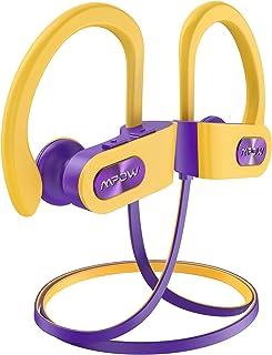 Mpow Flame Bluetooth Headphones V5.0 IPX7 Waterproof Wireless headphones, Bass+ HD Stereo Wireless Sport Earbuds, 7-9Hrs P...