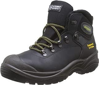 Grisport Contractor Italian Safety Boot S3-HRO-HI-SRC in Black