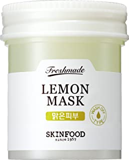 lemon mask skinfood