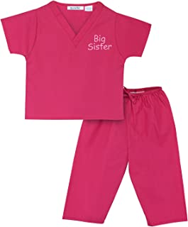 Scoots Kids Scrubs for Girls,