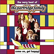 the partridge family greatest hits cd