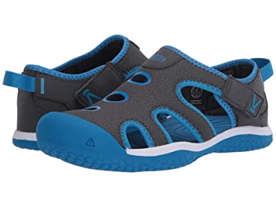 Keen Kids Stingray (Little Kid/Big Kid) (Magnet/Brilliant Blue) Boy