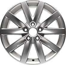 Partsynergy Replacement For New Replica Aluminum Alloy Wheel Rim 17 Inch Fits 06-14 Volkswagen Jetta 5-108mm 10 Spokes