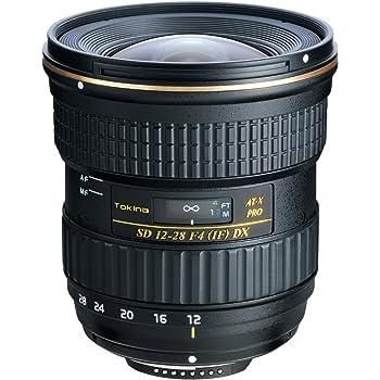 Tokina 12-28 mm/F 4,0 at-X Pro DX Objectifs 12 mm