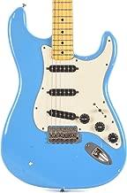 maui blue guitar