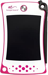 Boogie Board Jot 4.5 LCD Writing Tablet + Electronic Paper 4.5 inch Screen Replaces Scratch Pads and Sticky Notes eWriter Pink