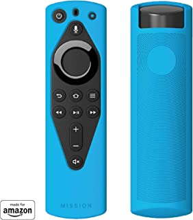 Made for Amazon Remote Cover Case, for Alexa Voice Remote -  Bahama Blue