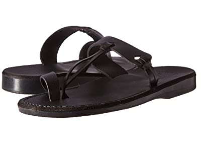 Jerusalem Sandals David (Black) Men