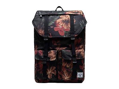 Herschel Supply Co. Buckingham (Tropical Hibiscus) Backpack Bags