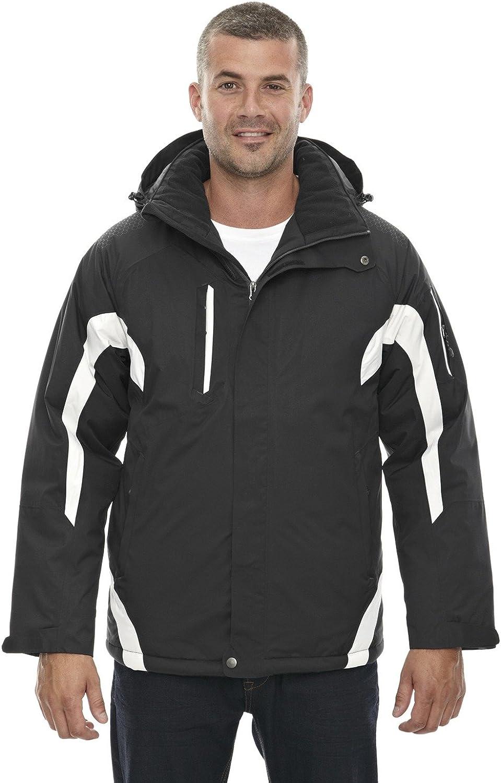 Ash City North End 88664 - APEX Men'sInsulated Seam-Sealed Jacket