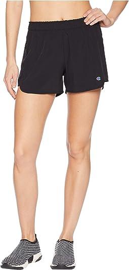 Woven Train Shorts